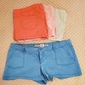 Pants - Women's shorts -bundle of 4